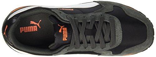 Puma - St Runner Nl Jr, Sneakers infantile Nero/Bianco