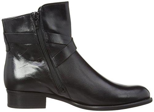 Gabor 91.641 77, Bottines femme Noir (black Leather Micro)