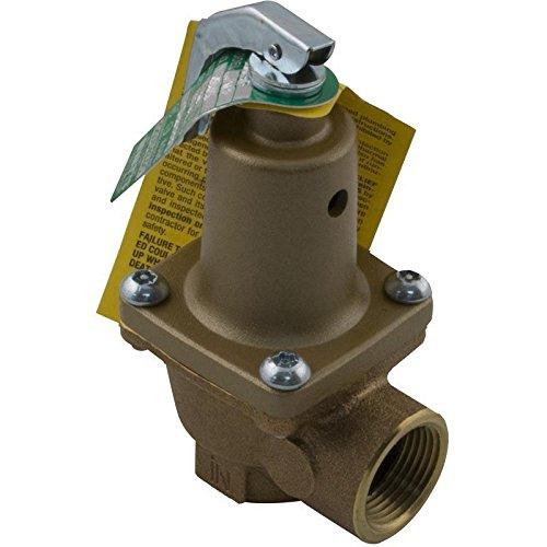 Raypak 007224F Pressione Kit della valvola di scarico 125 Psi