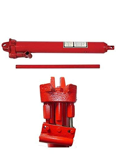 Elevador hidráulicos 8T toneladas doble bomba TM/510085F