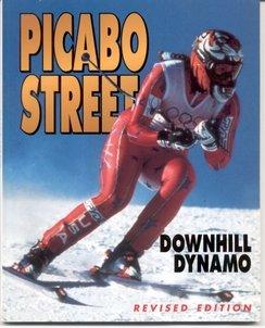 Picabo Street: Downhill Dynamo por Joel Dippold
