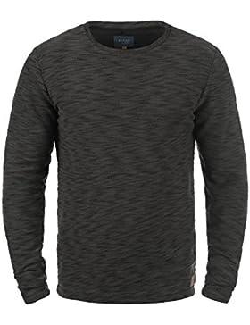 BLEND Caracas Herren Sweatshirt Pullover Rundhalskragen