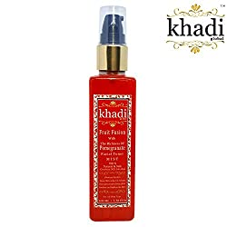 Khadi Global Fruit Fusion With The Richness Of Pomegranate MIST Facial Toner 100% Natural & Safe Contains No Alcohal 100 ml