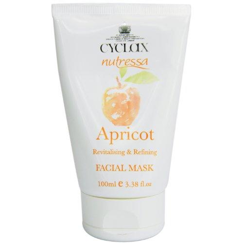 Nutresa Cyclax Albicocca mascherina facciale 100ml