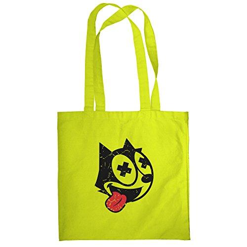 Texlab–Felix–sacchetto di stoffa Gelb