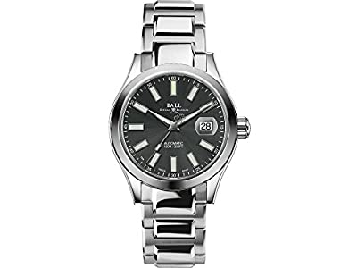 Mens Ball Engineer II Marvelight Automatic Watch NM2026C-S6J-GY
