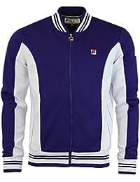 Fila - Veste de sport - Homme violet bleu Taille Unique