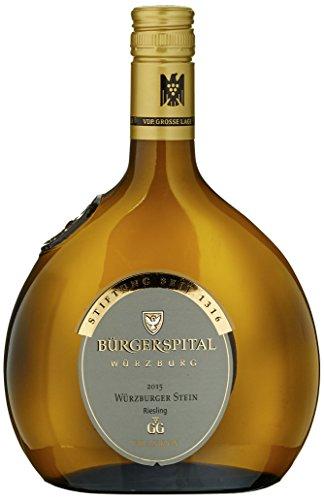 l zum hl. Geist Würzburger Stein Hagemann Riesling - VDP. Grosses Gewächs - Qualitätswein trocken 40 Jahre alte Reben 2015 (1 x 0.75 l) ()