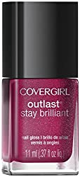 Cover Girl Outlast Nail Gloss Bombshell 313