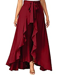 6f42d09fad Skirts: Buy Long Skirt online at best prices in India - Amazon.in