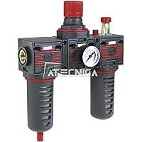 Gruppo modulare Fiac 920/13 composto da filtro più regolatore di