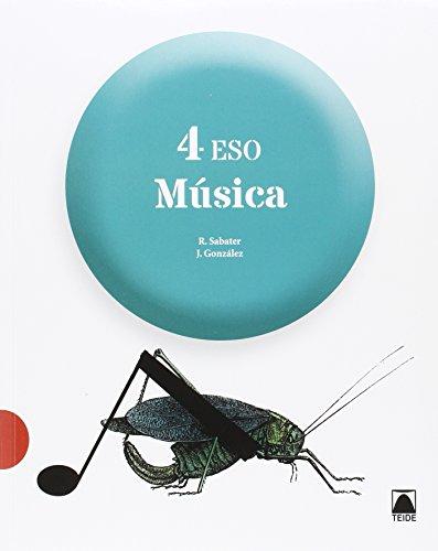 Música 4 ESO (2016) cast - 9788430782222