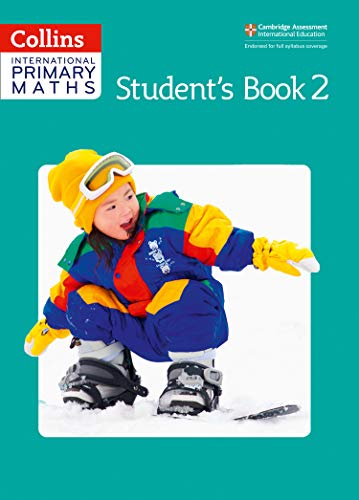 Collins International Primary Maths - Student's Book 2