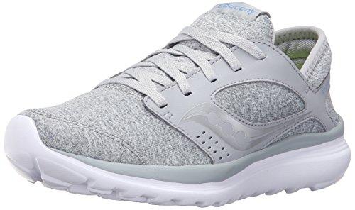 Saucony Women's Kineta Relay Women's Footwear Grey Lavender