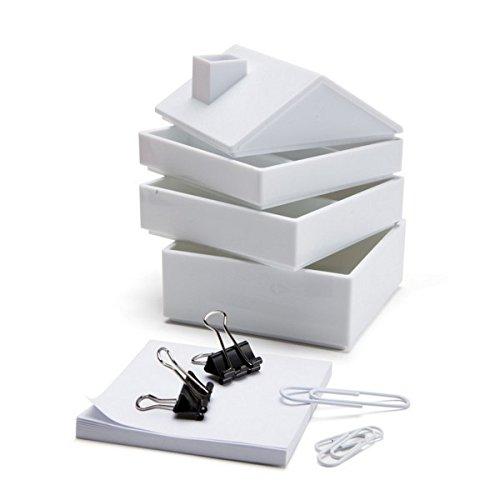 """Monkey Business - Schreibtisch-Aufbewahrung """"In House - white"""" (MB873)"""