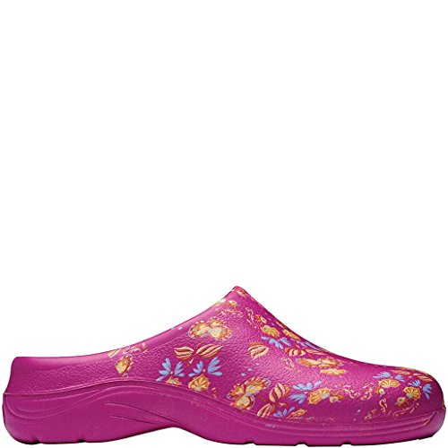 Briers Mens /& Womens Garden Clogs Size 4-11 Purple 6