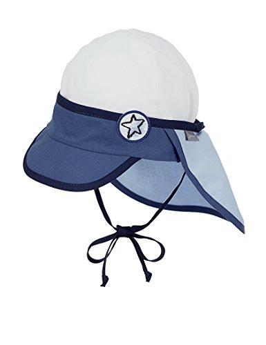 Test Sterntaler Baby-Jungen Mütze Schirmmütze M. Nackenschutz Die Beste 15e1e055a9