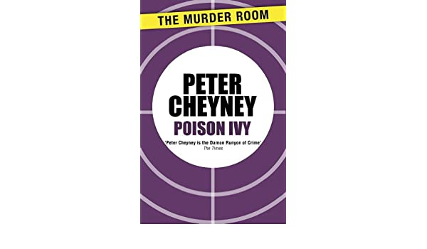 Poison Ivy Lemmy Caution English Edition Ebook Peter Cheyney