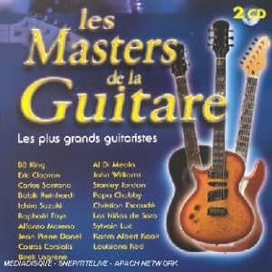 Les Masters De La Guitare [Import anglais]