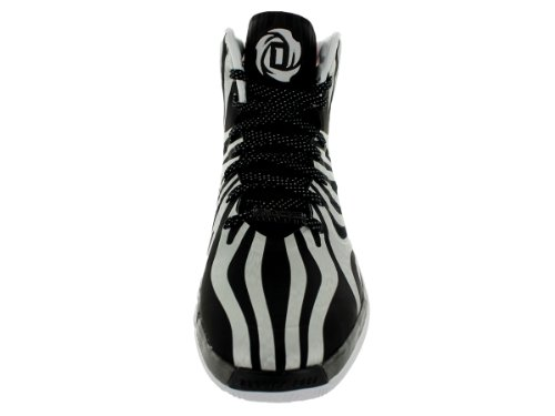 Adidas D Rose 4,5 Runwht / runwht / black1 Basketballschuh 8 Us Runwht/Runwht/Black1