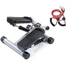 SportPlus - Steppers avec Ordinateur de Contrôle - Plusieurs choix disponibles (Side Stepper / Dual way /Avec Bandes de traction)