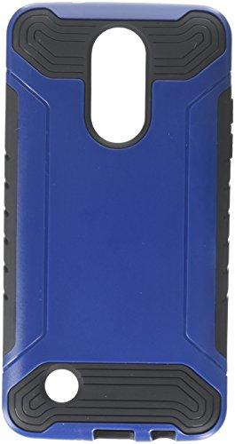 HRWireless Handy Case für LG LV3-Dunkelblau PC/Schwarz TPU