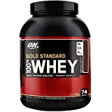 Optimum Nutrition 100% Whey Gold Standard, 5 lb Dose (Double Rich Chocolate)