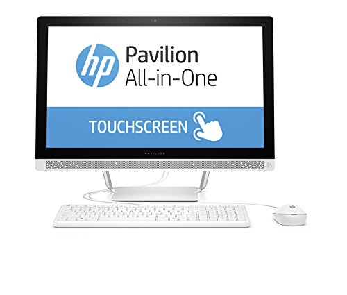 HP Pavilion All-in-One 24-B101NL Desktop per PC, Display da 24