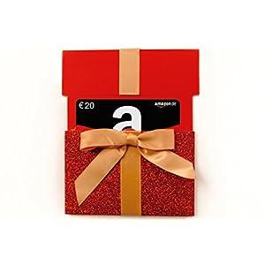 Amazon.de Kuvert mit Geschenkkarte - 20 EUR (Weihnachtsgeschenk)