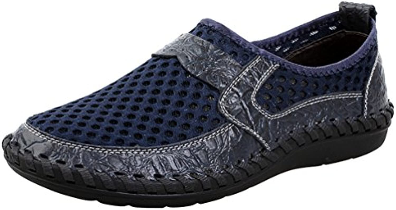 pcp 7923   baskets summer baskets  pompe occasionnel loisirs cuir chaussures athlétiques confortable respirable maille bleu royaume - uni taille 6 5c55cb