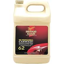 Meguiar 's M62Mirror Glaze lavadero Champú y Acondicionador–1Gallon