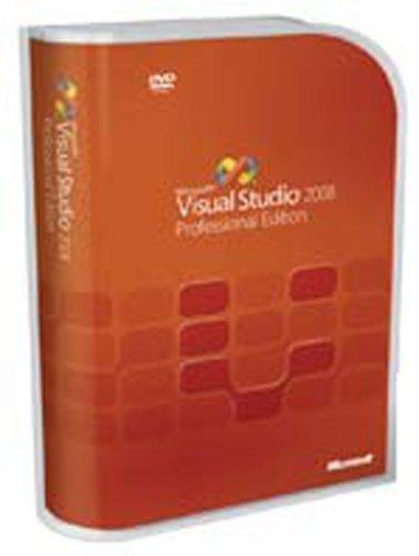 Microsoft Visual Studio Professional 2008 englisch