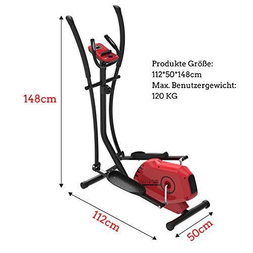 Murtisol Crosstrainer Modell E150T Sport Bild 5*