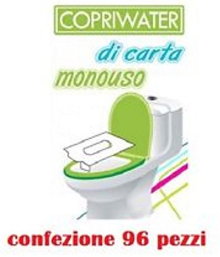96 copriwater in carta monouso