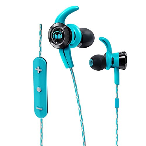 MONSTER iSport Victory - Auriculares Deportivos Tipo In-Ear con Bluetooth