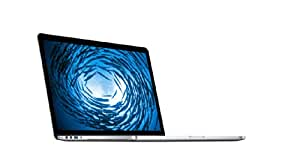 Apple MacBook Pro with Retina Display 15.4-inch Laptop - (Intel core i7 2.5 GHz, 16GB RAM, 512 SSD, Mac OS X)