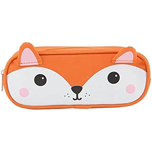 material para la escuela kawaii Hiro Fox Kawaii Friends Pencil Case | Japanese Inspired Accessories