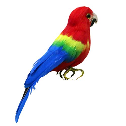 Gazechimp Pájaro Decorativo Ideal para Casa Jardín Patio Escaparate Fotografía Fiesta de...