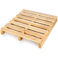 Palés de madera epal-epal. Certificado conforme a la normativa ISPM-15de la FAO