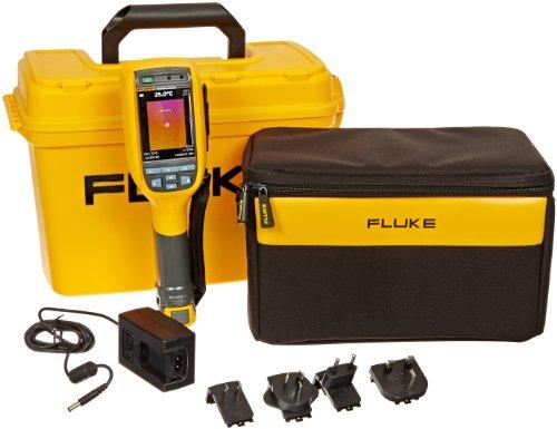 FLUKE ti105térmico Imager para aplicaciones industriales y comerciales, con ir-fusion tecnología, 30Hz