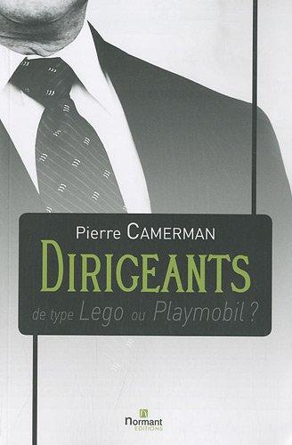 DIRIGEANTS DE TYPE LEGO OU PLAYMOBILE