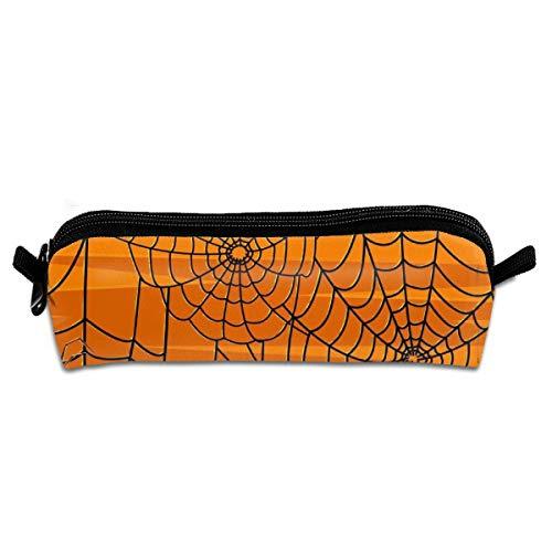 Pengyong Original Spider Schüler Federmäppchen mit Reißverschluss, kleine Kosmetiktasche, Make-up-Tasche, Münzbörse, für Kinder, Jugendliche und andere Schulbedarf