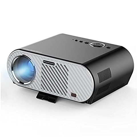 LCD Portable Video Home Projector With 3200 LED Luminous Efficiency