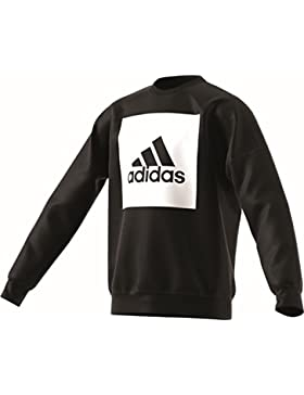 adidas Yb Logo Crew Sweatshirt für