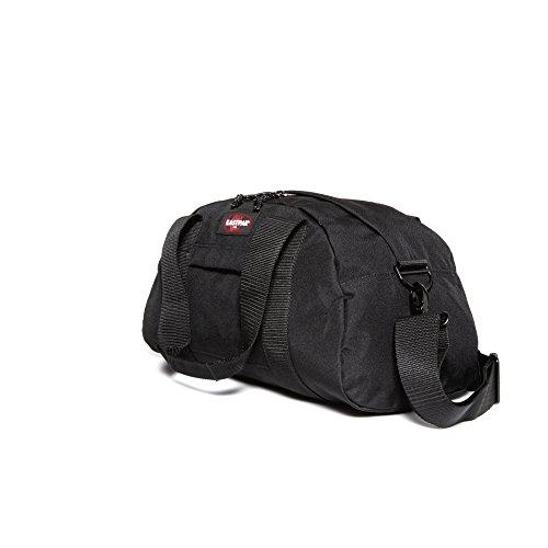 Eastpak Reisetasche COMPACT, 23 liter, 23 x 45.5 x 20 cm, Black Black