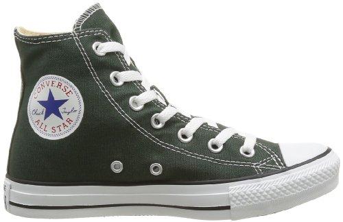 Converse Chuck Taylor All Star Season Hi, Unisex Sneaker Grün (Vert Troene)