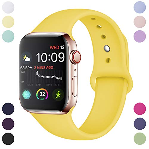 Hamile Correa Compatible con Apple Watch 42mm 44mm