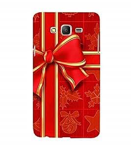 Nextgen Designer Mobile Skin for Samsung Galaxy On5 Pro (2015) :: Samsung Galaxy On 5 Pro (2015) (Red Ribbon Ribbon Knot Tied Ribbon Red Ribbon)