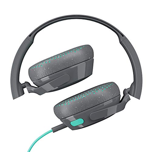 Skullcandy Riff S5PXY-L637 On-Ear Headphone with Mic (Gray/Speckle/Miami) Image 2