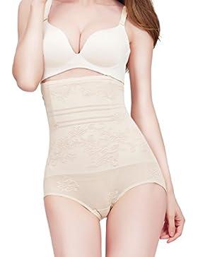 Amhillras Braguita Moldeadora Shapewear Mujer Braguitas Hola-Cintura Braga Faja Reductora Body Abdomen